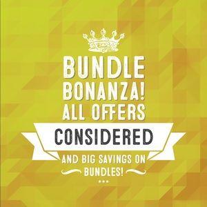 SAVE BIG with BUNDLES!